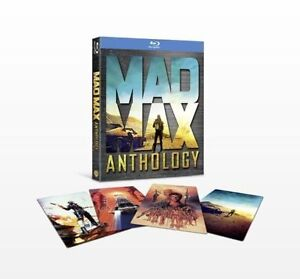 Mad Max Anthology - 4 Film Collection [Blu-ray]