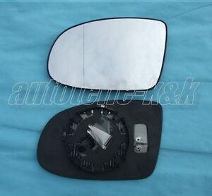 spiegelglas OPEL OMEGA B 95-99 links asphärisch beheizbar außenspiegel