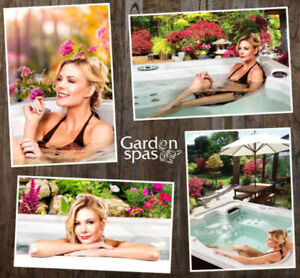 Massive Sale on Garden Plug and Play Hot Tubs | 8 Models