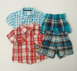 (192) Baby clothes for boys 0-24 months