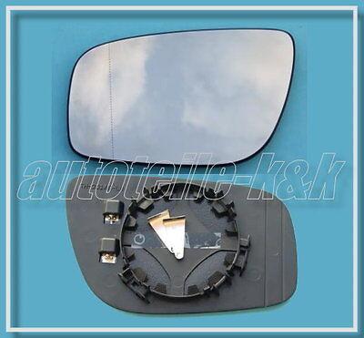 spiegelglas MERCEDES E Klasse W211 ab 2006 links beheizbar fahrerseite