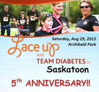 5th Annual Lace Up with Team Diabetes