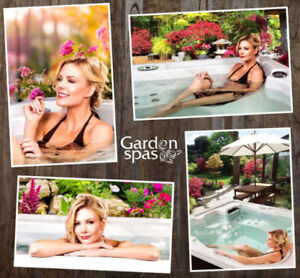 End of Summer Sale on Garden Plug and Play Hot Tubs