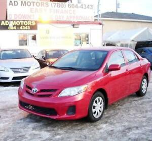 """""""NO ACCIDENT/UBER APPROVED"""" 2013 TOYOTA COROLLA CE AUTOMATIC"""