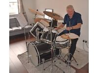 Drum Tuition Available from ex/profesional drummer Glasgow/Lanarkshire area.