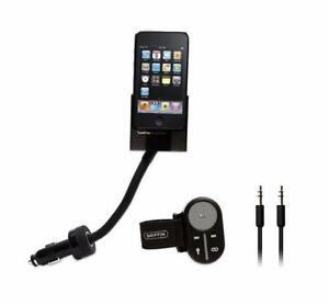 NEW Griffin TuneFlex AUX Mount and Charger with SmartClick Remot