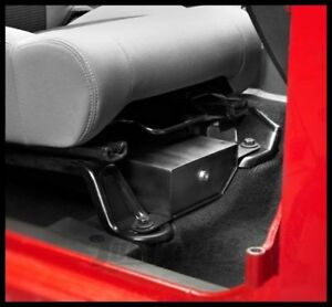 Bestop Underseat Lockbox @Off Road Addiction