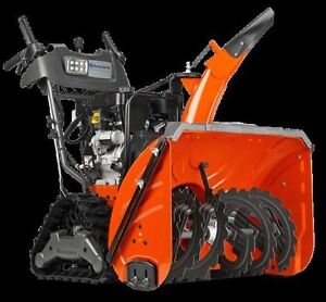 YEAR END BLOWOUT ON ALL REMAINING HUSQVARNA SNOW THROWERS!!!