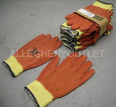 Mens 1 Pair 100 Kevlar Cut Resistant Nitrile Work Stretchable Gloves S-l