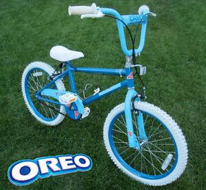 OREO promo bicycle