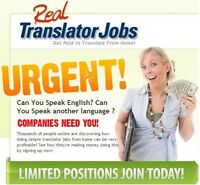 Can You Speak English & Another Language !WE HAVE A JOB FOR YOU!