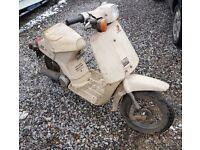 Honda Melody Deluxe Classic bike!