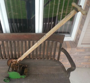 Smart's Brockville IMP Lawn Edger - original fully functional