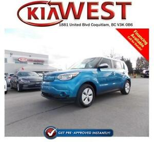 2015 Kia Soul EV Electric
