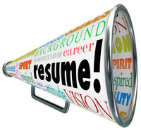 Get Noticed with a Fresh Resume!