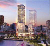 Daniels Waterfront Condos Coming In September 2015