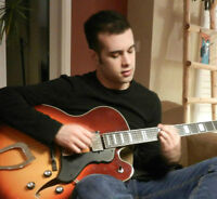 Private Guitar Lessons - In-Home & My-Home (50% Summer Special)
