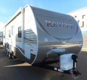 2017 REVERE 27 BH - LIGHTWEIGHT BUNK RV! FAMILY FRIENDLY!!!