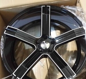 NEW! 22 inch RIMS/TIRES charger magnum 300 300c RANGE ROVER