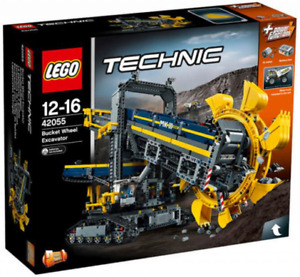 Lego Technic 42055 Bucket Wheel Excavator Neuf