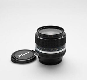 Like new nikon ai s 28 2.8 manual lens in box