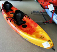 New-Winner Nereus2 tandem kayak w/Paddles