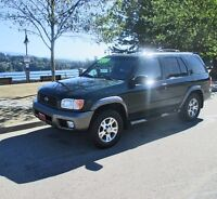 2000 Nissan Pathfinder 4X4 Tricities/Pitt/Maple Greater Vancouver Area Preview