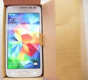2 FACTORY UNLOCKED PHONES IN EXCELLENT CONDITION (S4 MINI+GALAXY CORE LTE)
