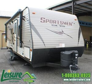 2017 KZ Sportsmen LE 231BHLE Travel Trailer