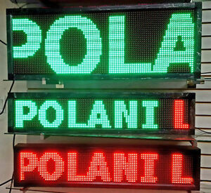 LED PROGRAMMABLE SCROLLING SIGN BLOWOUT SALE!!! $129.99