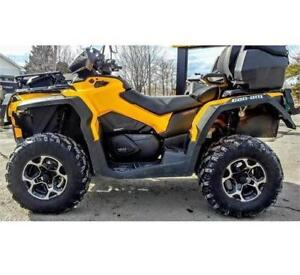 2015 Can Am ....BAD CREDIT FINANCING AVAILABLE!!