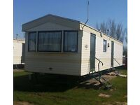 8 BERTH CARAVAN FOR LONG TERM RENT FROM 8TH NOVEMBER CO152LF