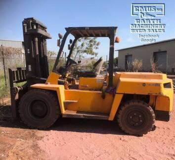 Dalian 10ton Forklift, 0477 97EMUS
