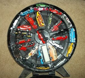 Vintage Hot Wheels Super Rally Case w/ 29 Cars London Ontario image 2