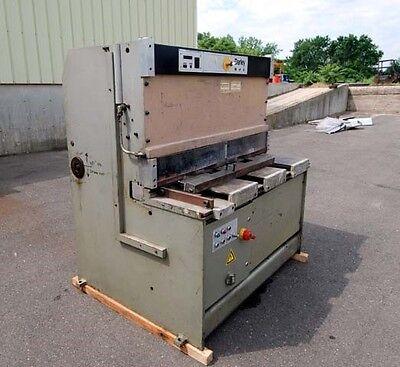 Darley 4 Mm X 1250 Mm Hydraulic Shear S1250x4 Inv.19791