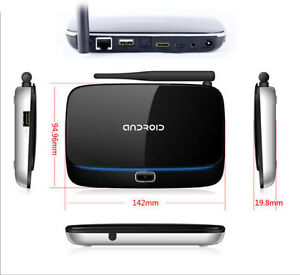 Android TV Box - Quad Core - Android 4.4