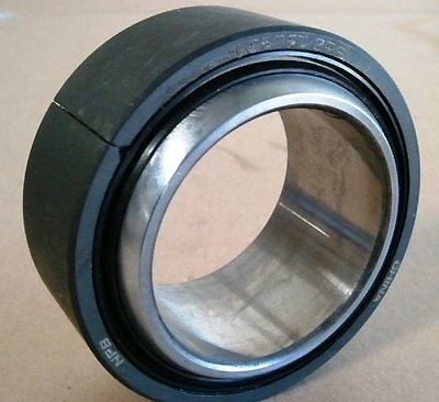 New Spherical Bearing Steel On Ptfe Fabric Material Ge60et-2rs 60 Mm Id