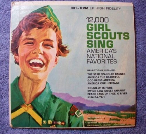 Girl Scouts Sing America