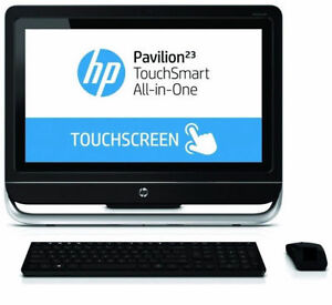 "HP ALL-IN-ONE 23"" Touch AMD A10 8 Gb /1 Tb Desktop PC"