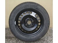 Vauxhall Insignia Emergency spare wheel as new.