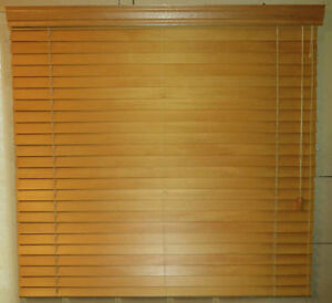 Windows Wood Blinds