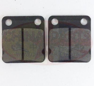 FA54 Brake Pads for Sinnis Apache 125 QM 125 GY-2B(A) (Rear disc model) 09-10 R