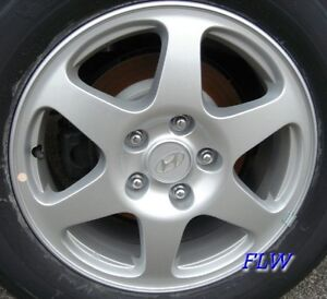 Hyundai sonata 16inch mags with summer tires