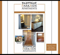 Renovated, 2 bdrm apartment in Downtown Kapuskasing by the Park!