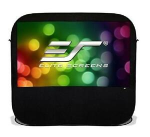 Elite Screens Pop-up Cinema Series Projector Screen - 16:9 - 84""