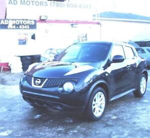 WiNTER READY/SALE THIS WEEK!! 2013 NISSAN JUKE SV AWD AUTO SPORT
