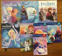DISNEY'S FROZEN picture books 9 for $20