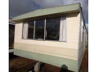 Static Caravan - spares or repairs - bargain price - £600 - Abi Phoneix King