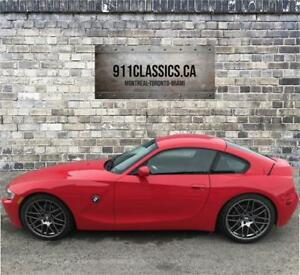 2006 BMW Z4 Coupe 3.0 litres