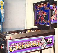 PINBALL REPAIR / JUKEBOX SERVICE........WE Can journey TO YOU!!
